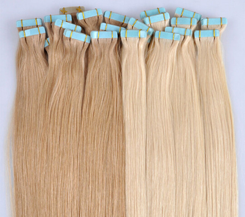 Tape Hairqingdao Crown Of Hair Products Co Ltdclip In Hair Weft
